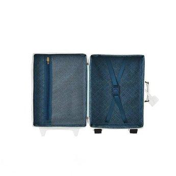 Olli Ella - Valise à Roulette See-ya See-ya Suitcase, Rose Pink ... 1b541ce07519