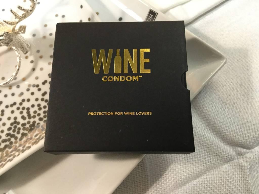 CONDOMS POUR BOUTEILLE DE VIN