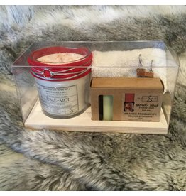 SMT SOYA CANDLE GIFT BOX