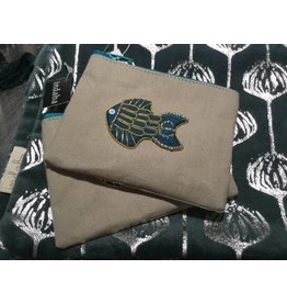 HANDMAID FISH MINI POUCH
