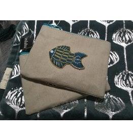 HANDMAID FISH MINI POUCH