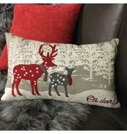OH DEER! CUSHION