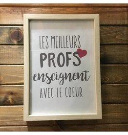 CADRE LES MEILLEURS PROFS