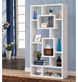 ASYMETRIC BOOKCASE