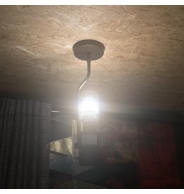 MODERN BLACK CEILING LIGHT