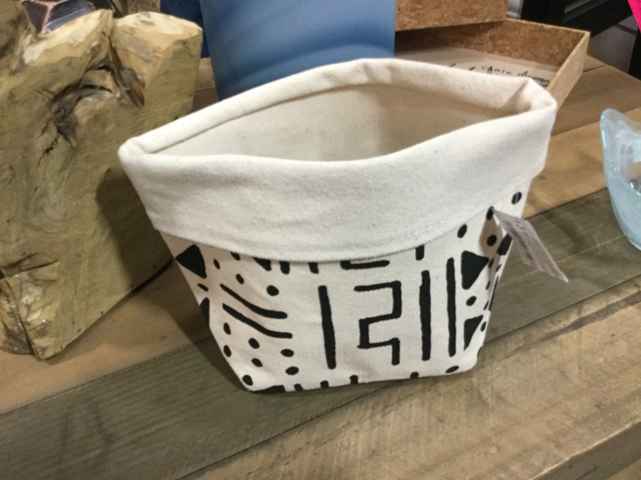 CANVAS POTTING BAG
