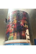 ABSTRACT ART MURAL