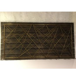 3D TRIANGLES WALL DECORATION