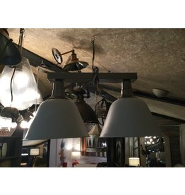 DOUBLE HANGING LAMP