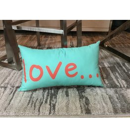 WORDS PILLOW