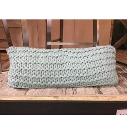 LONG DOROTHY PILLOW IN AQUA