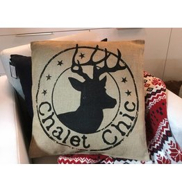 CHALET CHIC PILLOW