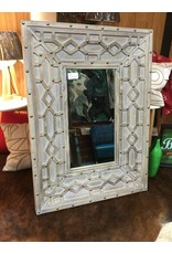 RACICOT WOODEN MIRROR
