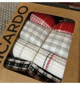 RICARDO 4 DISHTOWELS