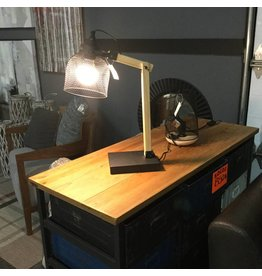LAMPE GRILLAGE