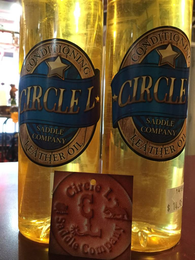 Circle L Circle L Conditioning Leather Oil