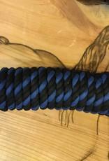 """30' Cotton Lunge Line - Blue 1/2"""""""