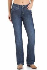 Wrangler Women's Wrangler Aura Jeans w/Back Pockets