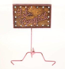 Youth Lil' Cowgirl Hat Rack