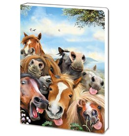 EcoJournal - Horse Selfie