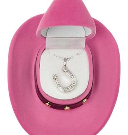WEX Necklace - Horseshoe in Gift Box