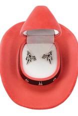 WEX Earrings - Barrel Racer in Gift Box
