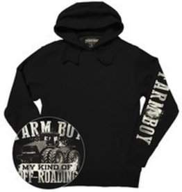 J. America Inc. Farm Boy Off-Road Hoodie
