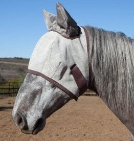 Kensington Natural Fly Mask with Ears