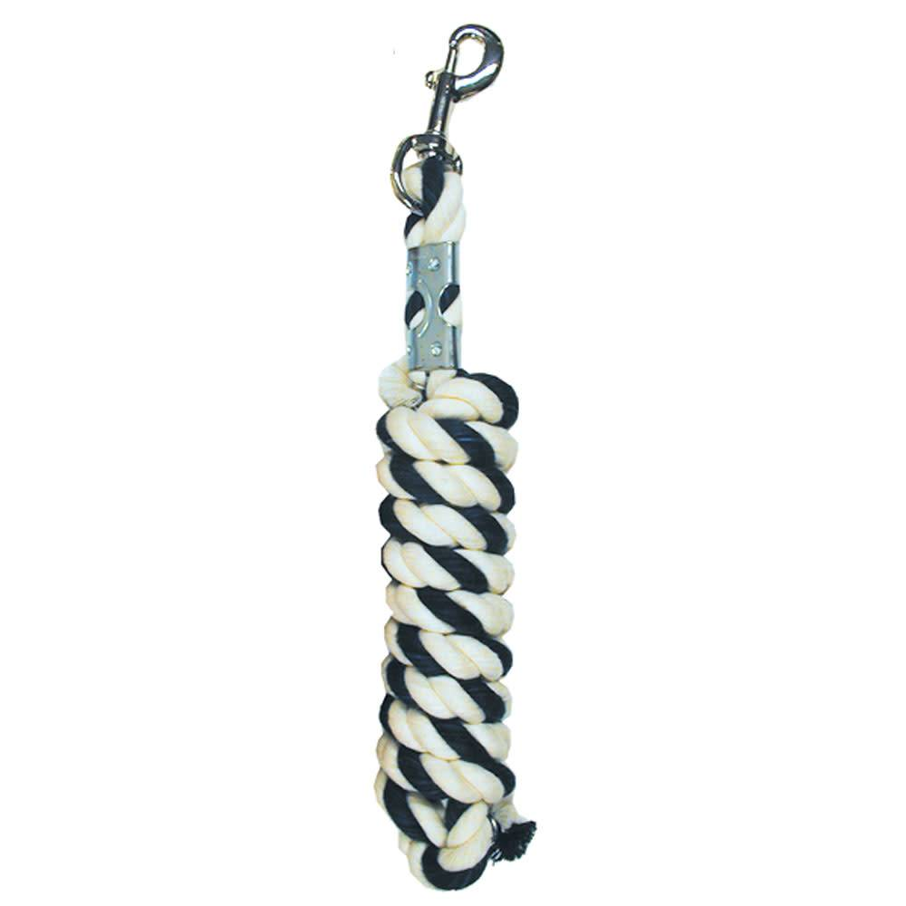 Intrepid Cotton Lead Rope - 6' X 1/2""
