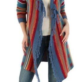 Wrangler Women's Wrangler Long Sleeve Sweater