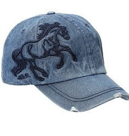 AWST Ball Cap - Running Horse