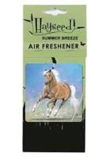 AWST Hayseed Horse Air Freshener