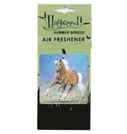 AWST Hayseed Horse Air Freshener