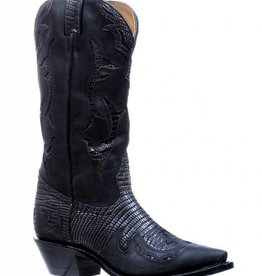 Boulet Western Women's Boulet Western Snip Toe Boots - 8C (Reg Price $284.95 @ 25% OFF!)
