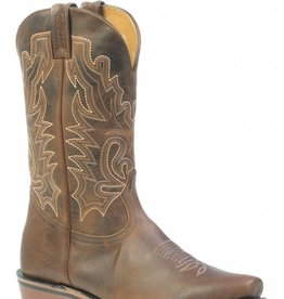 Boulet Western Men's Boulet Cutter Toe Western Boots (Reg $259.95 NOW 25% OFF!)