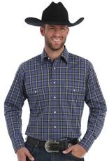 Wrangler Men's Wrangler Wrinkle Resistant Western Shirt