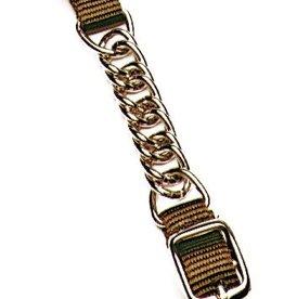 Triple E Nylon Twisted Curb Chain