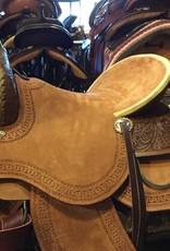 "Wild Star Ranch Series Trail - 16""  FQHB/Wide"
