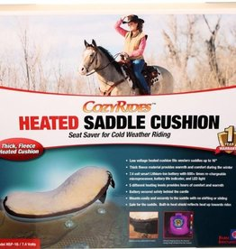 Heated Seat Saver Saddle Cushion