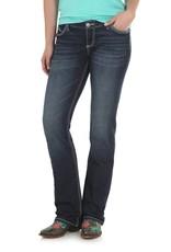 Wrangler Women's Wrangler Shiloh Low-Rise Boot Cut Jeans