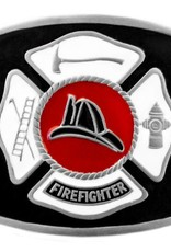WEX Belt Buckle - Firefighter