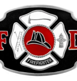 WEX Belt Buckle - Firefighter