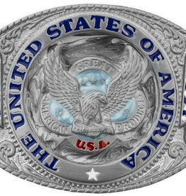 WEX Belt Buckle - United States of America