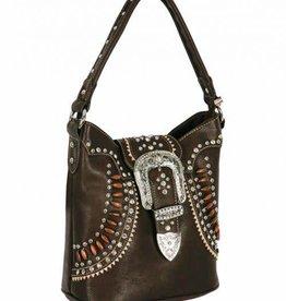 Handbag - Montana West Conceal Cary