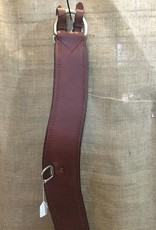 Circle L Circle L Tripping Collar, U.S.A. Made - Horse Size Med.Oil Rope Tooled