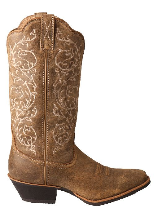 Twisted X Women's Twisted X Western Boot – Bomber/Bomber