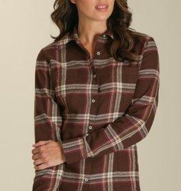 Wrangler Women's Wrangler Flannel Shirt - Large