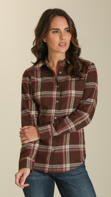 Wrangler Women's Wrangler Flannel Shirt (Reg $29.95 NOW $5 OFF)