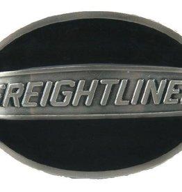 WEX Belt Buckle - Freightliner Belt Buckle Black Oval