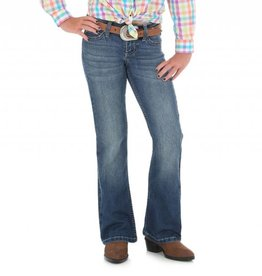 Wrangler Girl's Wrangler Ultimate Riding Jean, Q-Baby, 10oz